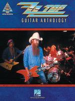 ZZ Top Guitar Anthology Sheet Music
