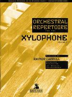 Orchestral Repertoire Sheet Music