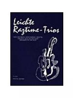 Easy Ragtime Trios (cello) Sheet Music