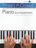 Three's a Crowd - Junior Book A (Easy) Sheet Music