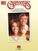 Carpenters Sheet Music