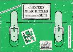 Chester's Music Puzzles - Set 5 Sheet Music