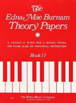 Burnham Theory Papers Book 2 Sheet Music