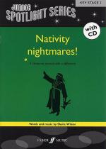 Nativity Nightmares! Sheet Music