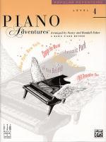 Piano Adventures Level 4 - Popular Repertoire Book Sheet Music