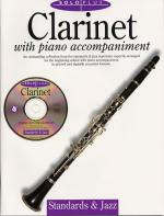 Solo Plus Standards And Jazz Clarinet Sheet Music