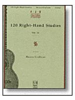 120 Right-Hand Studies Sheet Music