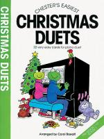 Chester's Easiest Christmas Duets Sheet Music