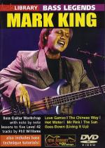 Lick Library: Bass Legends - Mark King Sheet Music