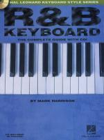R&B Keyboard - The Complete Guide Sheet Music