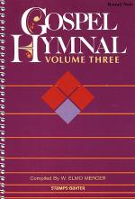 Gospel Hymnal, Volume 3 Sheet Music