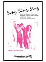 Sing, Sing, Sing Sheet Music