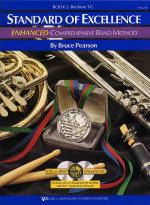 Standard Of Excellence: Enhanced Comprehensive Band Method Book 2 (Baritone Treble Clef) Sheet Music