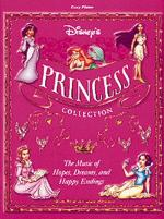 Disney's Princess Collection Easy Piano Sheet Music