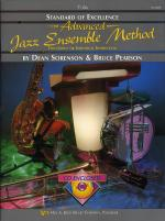 Standard Of Excellence: Advanced Jazz Ensemble Method (Tuba) Sheet Music