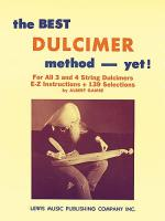 Albert Gamse: The Best Dulcimer Method - Yet! Sheet Music