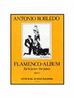 Flamenco Album Volume 1 Sheet Music