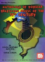 Anthology of Popular Brazilian Music of the 19th Century Sheet Music