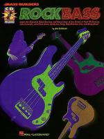 Bass Builders: Rock Bass Sheet Music