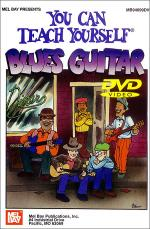 You Can Teach Yourself Blues Guitar DVD Sheet Music
