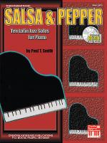 Salsa & Pepper Book/CD Set Sheet Music