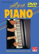 Anyone Can Play Piano DVD Sheet Music