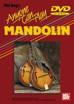 Anyone Can Play Mandolin DVD Sheet Music