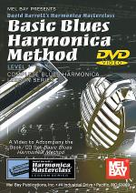 Basic Blues Harmonica Method DVD Sheet Music