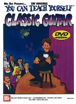 You Can Teach Yourself Classic Guitar Book/DVD Set Sheet Music