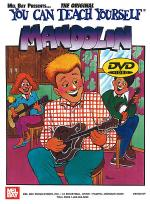 You Can Teach Yourself Mandolin Book/DVD Set Sheet Music