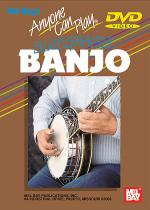 Anyone Can Play Bluegrass Banjo DVD Sheet Music