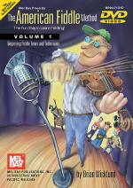 The American Fiddle Method, Volume 1 - Fiddle DVD Sheet Music