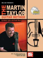 The Martin Taylor Guitar Method Book/CD Set Sheet Music
