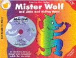 Mister Wolf (And Little Red Riding Hood) (Book/Cassette) Sheet Music