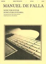 Music for Guitar Sheet Music