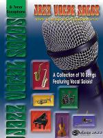 Jazz Vocal Solos with Combo Accompaniment Sheet Music