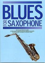 Blues For Saxophone Sheet Music