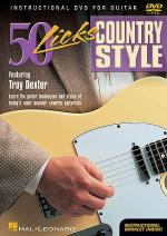 50 Licks Country Style Sheet Music