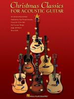 Christmas Classics for Acoustic Guitar Sheet Music