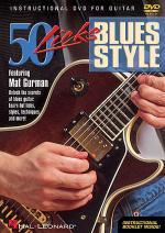 50 Licks Blues Style Sheet Music