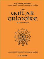 Guitar Grimoire, The-A Notated Intervalic Study of Scales Sheet Music