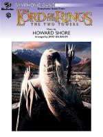 The Lord of the Rings: The Two Towers, Symphonic Suite from Sheet Music