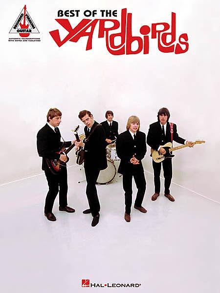 Best of The Yardbirds Sheet Music