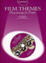 Guest Spot: Film Themes Playalong For Flute Sheet Music