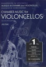 Chamber Music for Four Violoncellos - Volume 1 Sheet Music