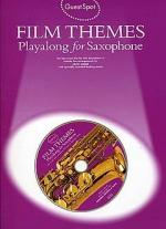 Guest Spot: Film Themes Playalong For Saxophone Sheet Music