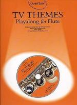 Guest Spot: TV Themes Playalong For Flute Sheet Music
