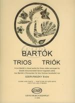 Trios for Three Violins Sheet Music