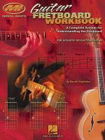 Guitar Fretboard Workbook Sheet Music