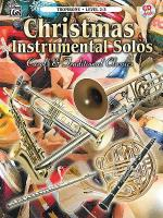 Christmas Instrumental Solos - Trombone (Book & CD) Sheet Music